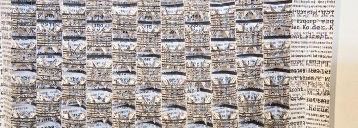 2018, Global Paper – die vierte internationale Papierkunst Triennale in der Stadtgalerie im Stadtmuseum und im Handwerksmuseum in Deggendorf
