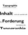 Typografie 2, Seminar Schmitz