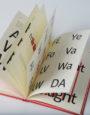Typografie (2.Semester): Magdalena Stricker, Sakuya Miezcalok