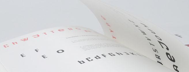 Typografie (2. Semester): Clara Baber
