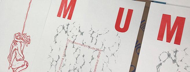 Mediadesign Hochschule München Klasse Prof. Sybille Schmitz