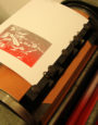 Kunstvolle Linolschnitte