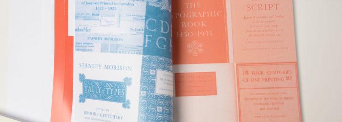 Typografie (2. Semester): Ingrid Trojer, Sarah Huber, Julia Dummeldinger, Adrian Schub