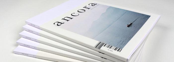 ancora – ein Yachting Magazin von Katharina Hengster und Victoria Eckl