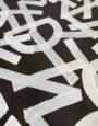 Kalligrafische Studien von Larissa Laurentzi