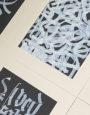 Typografie und Schrift bei Prof. Sybille Schmitz, Mediadesign Hochschule München