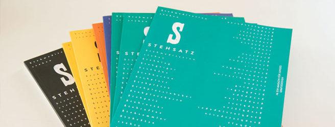 Stehsatz Magazin 2020 Mediadesign Hochschule München