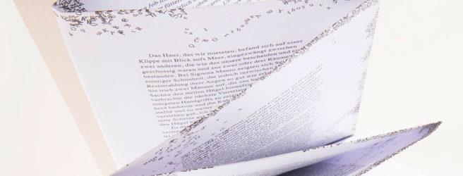 Typografie 3: Mediadesign Hochschule München, Klasse Prof. Sybille Schmitz