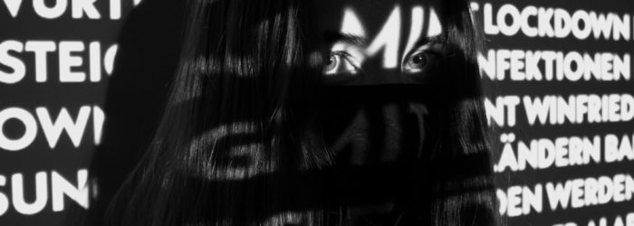 Verena Schneider: Freiheit, experimentelle Typografie. Studiengang Media Mesign