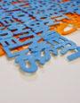 Larissa Laurentzi, Typografie. Studiengang Media Design München, Klasse Prof. Sybille Schmitz