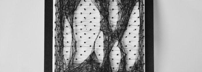 Aggregatzustände. Visualisierung von Josephin Oschmann